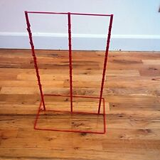 New 1 New Red 3 Round Strip 6 Apart 39 Chip Counter Potato Chip Display Rack