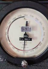Heise Pressure Gauge, Cm203, 5000 Psi