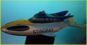 """Stingray die-cast submarine 4"""" 1992 toy of Gerry Anderson 1964 classic sci-fi"""