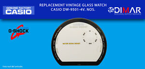 Replacement Original Watch Glass Casio G-Shock. DW-9501-4V. NOS