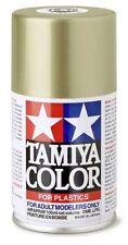 TAMIYA COLORE SPRAY PER PLASTICA CHAMPAGNE GOLD ORO CHAMPAGNE 100ml  TS75