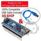 Mini USB Nano V3.0 ATmega328P CH340G 5V Micro-Controller Board for Arduino & USB