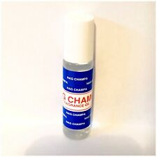 NAG CHAMPA PERFUME BODY OIL ROLL ON 10ML LONG LASTING FRAGRANCE!
