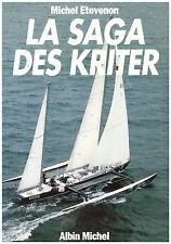 ETEVENON Michel - LA SAGA DES KRITER - 1992