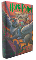 J. K. Rowling HARRY POTTER AND THE PRISONER OF AZKABAN  1st Edition 2nd Printing