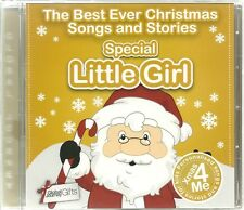 SPECIAL LITTLE GIRL THE BEST EVER CHRISTMAS SONGS & STORIES PERSONALISED CD