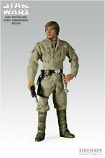 Luke Skywalker Rebel Commander Bespin 12in SIDESHOW COLLECTIBILES New