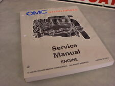"NEW 1997 ""LK"" OMC Service Manual ENGINE   #507282  3-A-3"