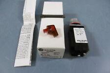NIB Allen Bradley 800MR-16HA2BRA Small Round Illuminated Selector Switch