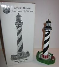 "Lefton's Historic American Lighthouse - Cape Hatteras - 6.5"" Figure Ccm12185"