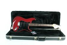 Fender Stratocaster 1980 ★ Trans Red  ★ Fender Molded Case ★  RW ★ Great ★