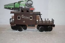 O Scale Trains Custom Gvrr Caboose 17