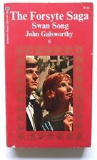 TV tie-in pb THE FORSYTE SAGA: SWAN SONG #6 (Ballantine 1st, 72) John Galsworthy