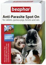 More details for beaphar small animal spot on for rabbit guinea pig ferret rat