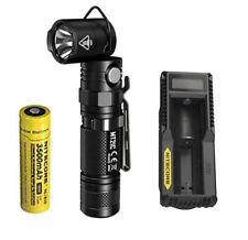 NITECORE MT21C 1000 Lumen Adjustable Flashlight w/NL1835 Battery & UM10 Charger