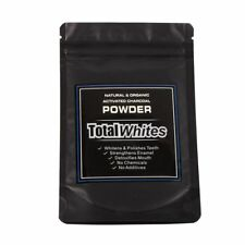 Natural + Organic Activated Charcoal Powder Teeth Whitening, Total Whites™
