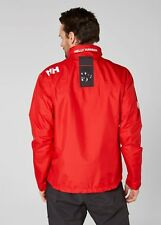 2017 Helly Hansen Crew Midlayer chaqueta 30253 rojo Small
