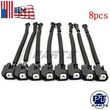 Injector Adapters LQ4 LQ9 4.8 5.3 6.0 Delphi Wire Harness to LS2 LS3 LS7 EV6