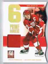 2011-12 ELITE PRIME NUMBERS STEVE YZERMAN JERSEY 1 COLOR 437/692 DETROIT RED