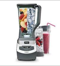 Ninja BL660 Professional 72-oz 1100 Watt Blender W/Single Serve Smoothie Maker a