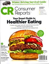Consumer Reports November 2017 Your Smart Guide to Healthier Eating