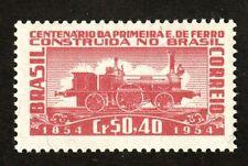 NO RESERVE AUCTION!!  Brazil stamp #781,MNLHOG, XF 1954
