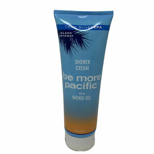 BATH & BODY WORKS TRUE BLUE SPA BE MORE PACIFIC SHOWER CREAM FREE SHIPPING USA