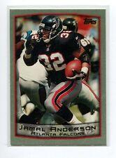 1999 Topps Promo #PP1 Jamal Anderson Atlanta Falcons