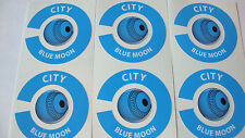 CITY 16 CROWN GREEN BOWLS STICKERS LAWN & INDOOR BOWLS   8 FINGER + 8 THUMB