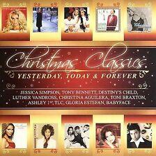 Christmas Classics Yesterday Today Forever TLC Destinys Child Babyface Bennett
