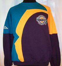 New! Vintage SUPER BOWL XXVIII Sweatshirt L ATLANTA NFL Football APEX ONE Mint!