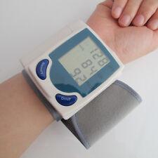 LCD Wrist Blood Pressure Monitor & Heart Beat Rate Pulse Meter Measure Hot !