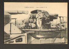 MAILLY (10) MILITAIRE au CANON de 200mm.