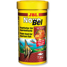 Jbl novobel 100ml fish food flocons novo bel