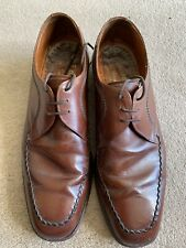 Men's Brown Loake Shoes size 9.5