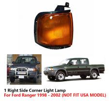 Marker Corner Light Right RH for Ford Ranger Bronco II Explorer Pickup Truck