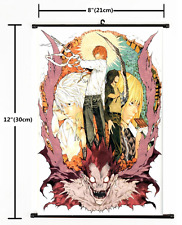 Japan Anime Death Note Home Decor Poster Wall Scroll cosplay  1741