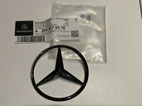 Mercedes Star Mercedes-Benz Stern Rear Tailgate S205 C-Class T Model  GENUINE
