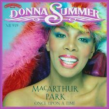 "7"" DONNA SUMMER Mac Arthur Park / Once Upon A Time G.MORODER CASABLANCA USA 1978"