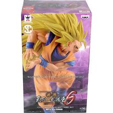 Banpresto Dragon Ball Super Scultures Budokai Tenkaichi 6-6 Super Saiyan 3 Goku