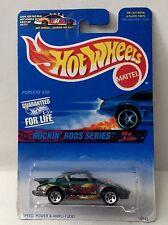 Hot Wheels 1997 Rockin Rods 4/4 572 Porsche 930 5sp Variation Green