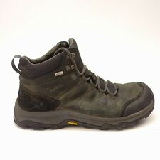 Teva Mens Arrowood Riva Gray Event Mid Waterproof Hiking Trail Shoes Size 9.5