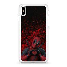 Deadpool Wade Wilson Marvel Love Heart X Men X Force Villain Phone Case Cover