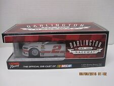 BRAD KESELOWSKI 2015 #2 MILLER HIGH LIFE / DARLINGTON 1/24