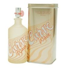 Curve Wave by Liz Claiborne 3.4 oz EDT Perfume for Women New In Box