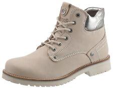 Wrangler Winter boots im angesagten Design, Gr. 38 , Nubukleder