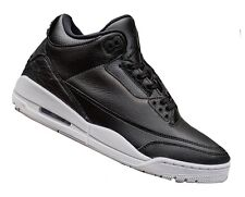 Nike Hommes Air Jordan 3 Originals Basket Course 136064-020-us Eu 11 Neuf en