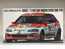 Hasegawa 20286 1/24 JDM JTC Idemitsu Motion Mugen Honda Civic SiR EG6 B16A Model