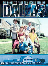 DALLAS - The Complete First & Second Seasons DVD