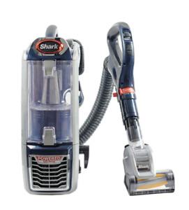 Shark NZ801UKT Navy/Orange Upright Vacuum Cleaner